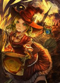 Red Sorcerer