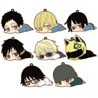 """Darun"" Rubber Strap Collection ""Durarara!! x2"""