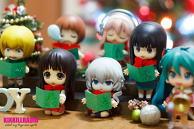 Nendoroid Christmas Choir