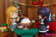 Kirino, Kuroneko and the Cake