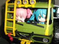 Nendoroid Summer Drive