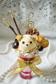 Vanilla Strawbearry Parfait