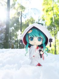 Snow Miku: Strawberry White Kimono Ver.