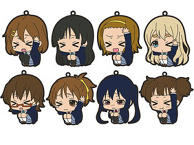"ViVimus ""K-On!"" Rubber Strap Collection"
