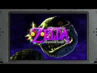 Commercial for Legend of Zelda: Majora's Mask 3D Nintendo Game