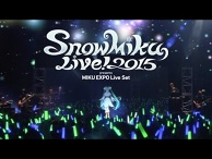 "Snow Miku Live! 2015 Theme Song ""Snow Fairy Story"" Performance Streamed"