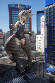 GOMORA-chan