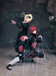Naruto - Deidara x Sasori