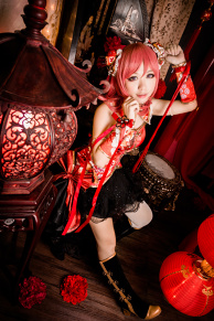 Maki Nishikino Awakened China Dress 01