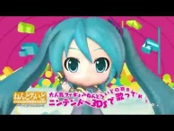 "Hatsune Miku 3DS Game ""Project mirai Deluxe"" Gets Promotional Video"