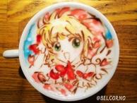 LatteArt【Cardcaptor Sakura 】