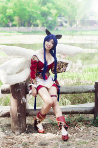 League of Legends: Ahri
