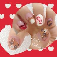 Monthly Girls' Nozaki-kun Nails