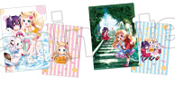 Kitsune to Pancake Clear File Set