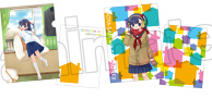 Oya-san wa Shishunki! Clear File Set