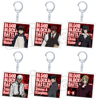 Blood Blockade Battlefront Acrylic Keychains