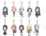 My Teen Romantic Comedy SNAFU Too! Acrylic Keychains