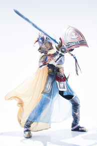 Warrior of Light - Dissidia Final Fantasy