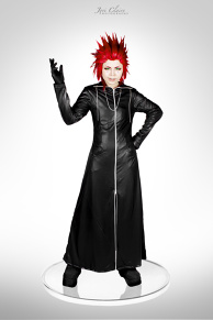 Kingdom Hearts 358/2 Days: Axel Figure