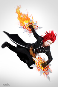 Kingdom Hearts 358/2 Days: Axel