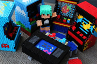 Perler Bead Game Center