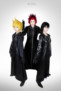 Kingdom Hearts 358/2 Days: The Trio