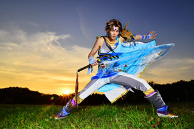 Dissidia Final Fantasy - Bartz Klauser