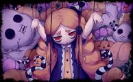 gloomy doll