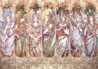 Seven of Virtue