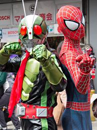Nipponbashi Street Festa 2015