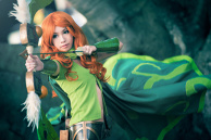 DOTA 2 - Lyralei the Windranger