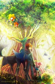 Pokemon X: Xerneas
