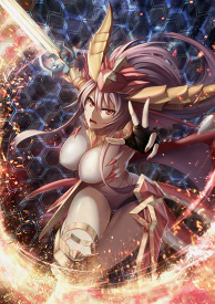 Marvelous Red Dragon Caller: Sonia