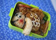 Oyoge! Taiyaki-kun Bento