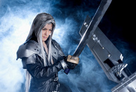 FF7: Advent Children Sephiroth