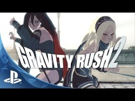 "Trailer: ""Gravity Rush 2"" 