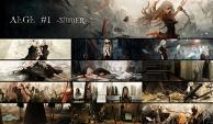 ALGL #1 -Sinner- (English)