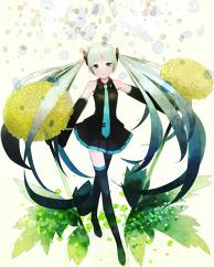 Dandelion Miku