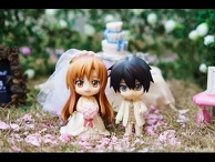 Asuna x Kirito Wedding Day AVP