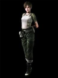 Rebecca Chambers ★Artwork: Resident Evil 0