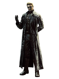 Albert Wesker ★Artwork: Resident Evil 5