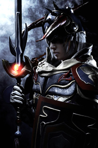 Dissidia Duodecim Final Fnatasy Warrior of Light
