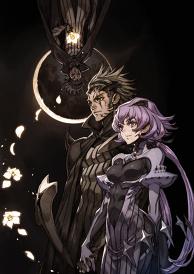 Terra Battle Spin-off novel illustration