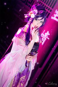 Nozomi Tojo (Love Live) Cosplay by Calssara