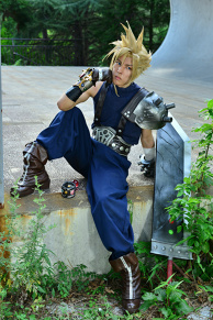FF7 Cloud Strife