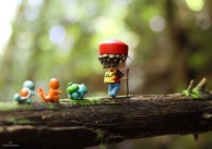 Pokemon Travel Troop
