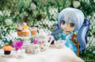 Afternoon Tea Party with Miku