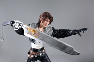 Final Fantasy 8 Squall Leonhart