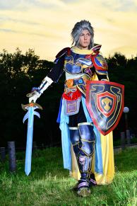 Dissidia 012 Final Fantasy Warrior of Light