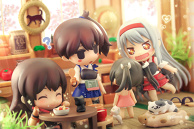 Kaga-shan & Zuikaku-chan
